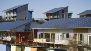 solar energy and housing